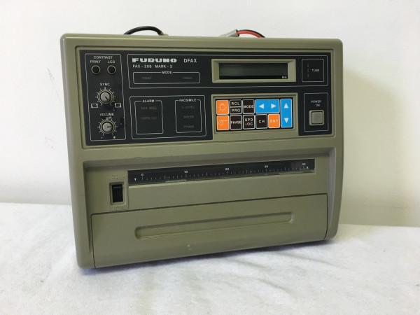 Furuno Weather Fax DFAX FAX-208 Mark-2