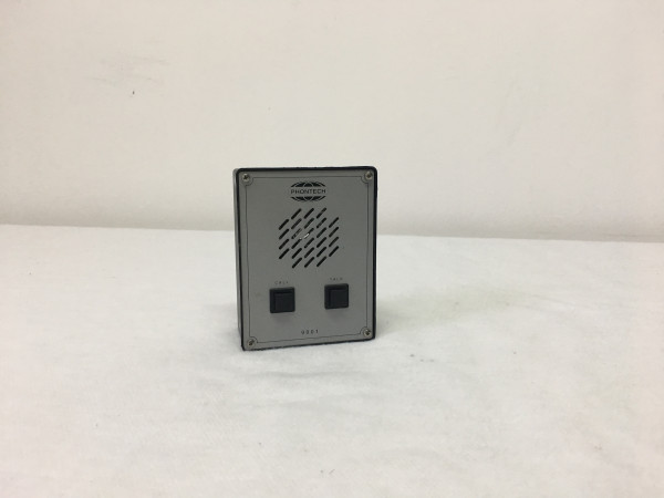 Phontech Talkback System Call Unit 9001