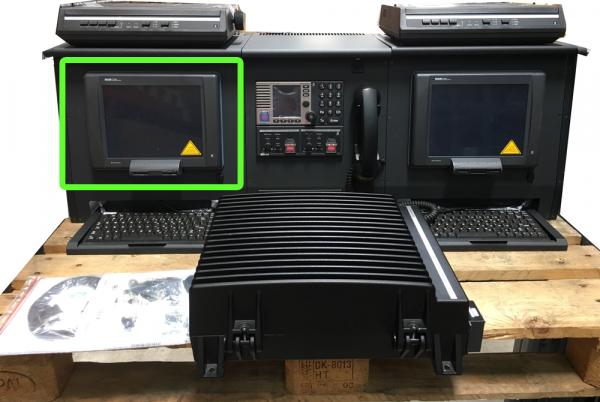 N-Sailor TT-3000EB Basic mini-C GMDSS system.