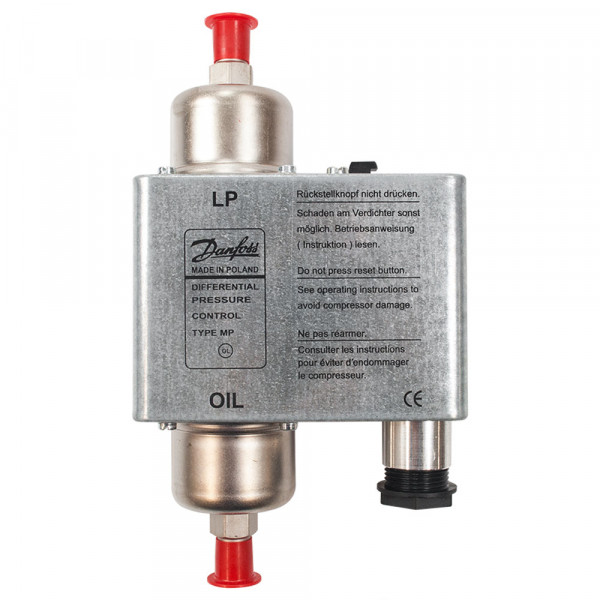 Danfoss Differential Pressure Switch MP 54