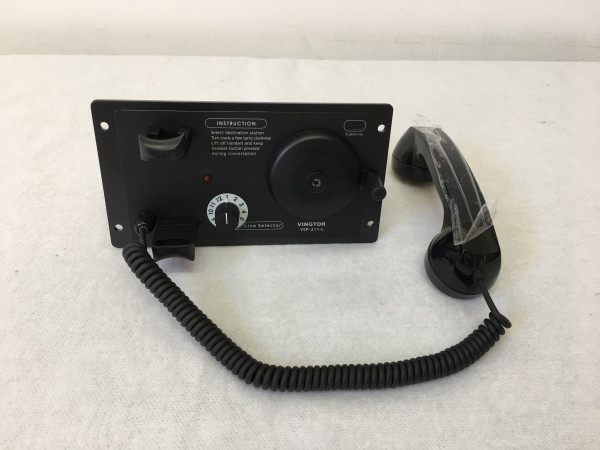 N- Vingtor Stentofon Main Station VSP-211 L *** new equipment ***