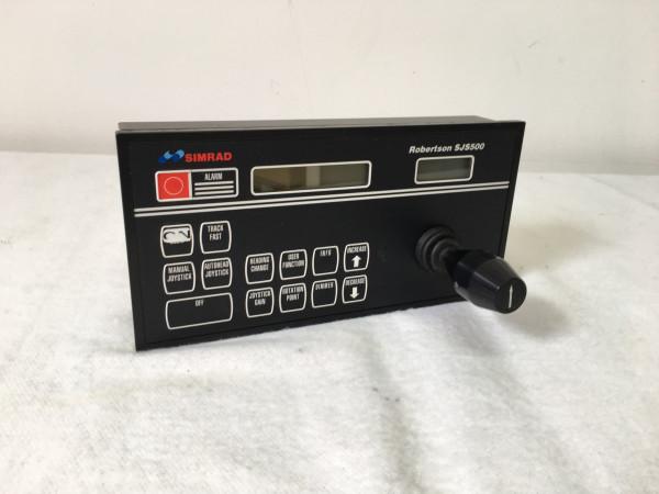 Simrad Robertson Autopilot SJS 500 Control Unit