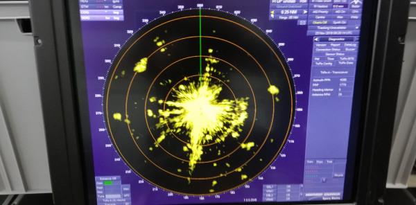 Sperry Marine Radar S Band Visionmaster 250 Kit Version-