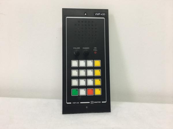 Vingtor Steenhans Talkback System Master Station VMP 430