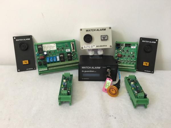 SM Electric BNWAS System LeGuardian