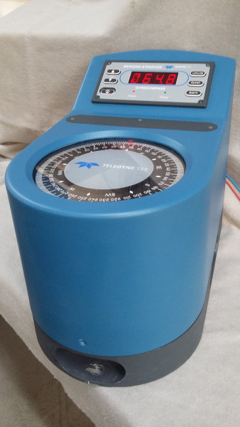 Teledyne Meridian Standard Gyro Compass