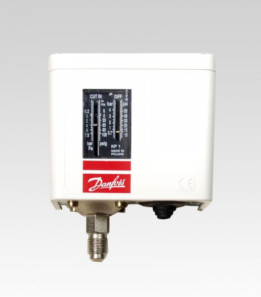 Danfoss Low Pressure Switch KP 2