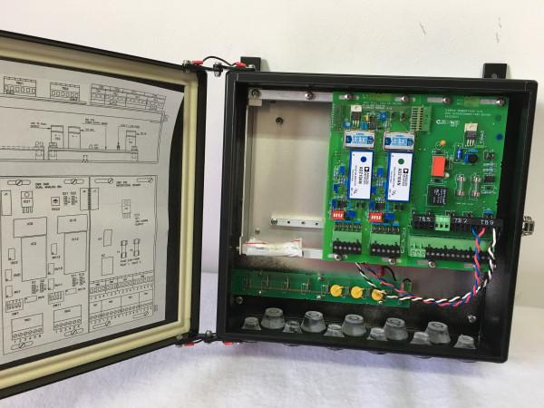 Simrad Robertson Autopilot Distribution Unit D93
